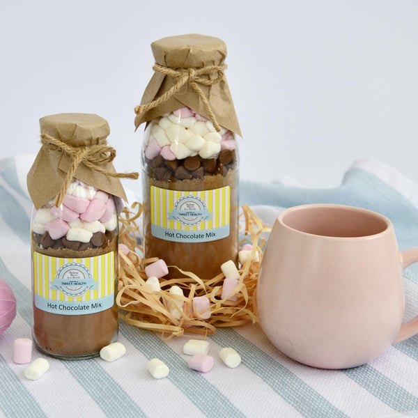 EASTER Hot Chocolate Mix. Makes 2 or 4 decadent mugs
