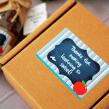 SWEET Teacher Appreciation Gift Pack. Contains 2 small cookie mixes