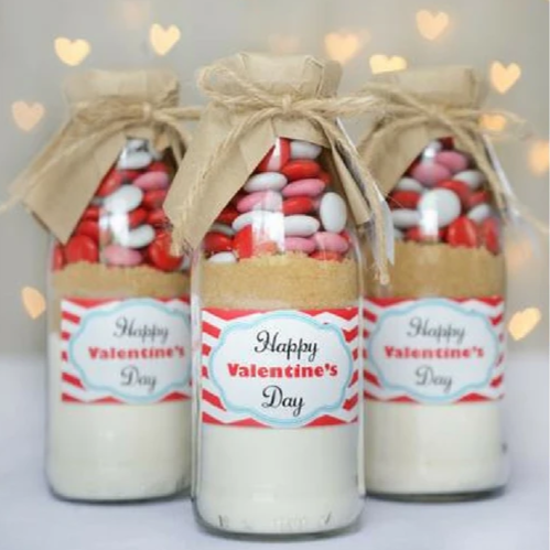 Sweet Health Valentine's Day Cookie Mix