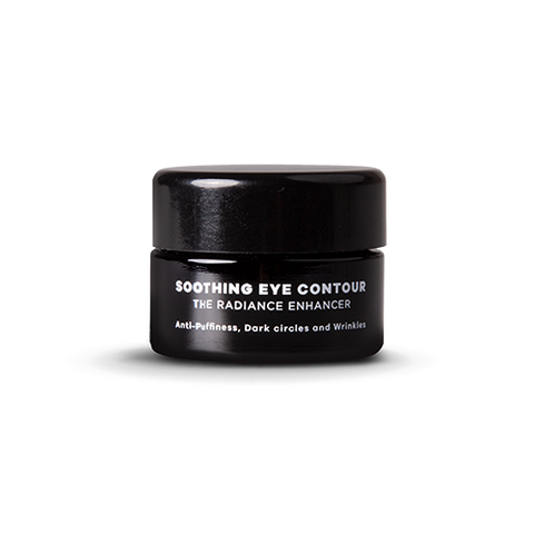 SOOTHING EYE CONTOUR , The Radiance Enhancer , Anti-Puffiness and Dark Circles - Young and Blissful