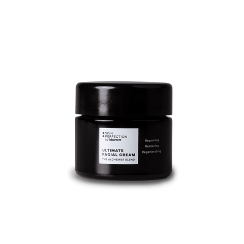ULTIMATE FACIAL CREAM, Antiwrinkle and Age Defyer, Ecofriendly and Sustainable Face Cream