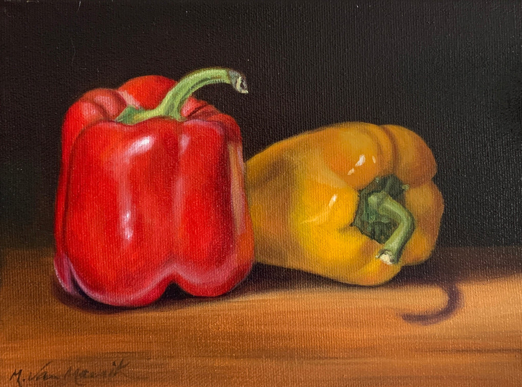 """Pair of Peppers"""