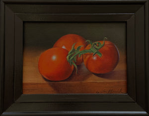 """Trio of Tomatoes"""