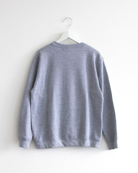 Face Grey Sweatshirt