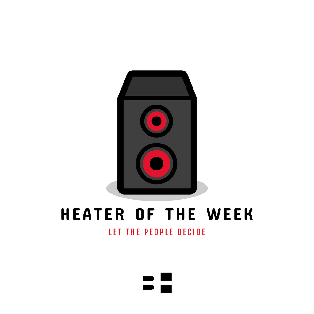 HEATER OF THE WEEK 03/22-03/29