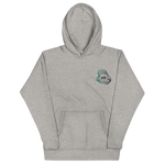 Apollo xU Embroidered Unisex Hoodie