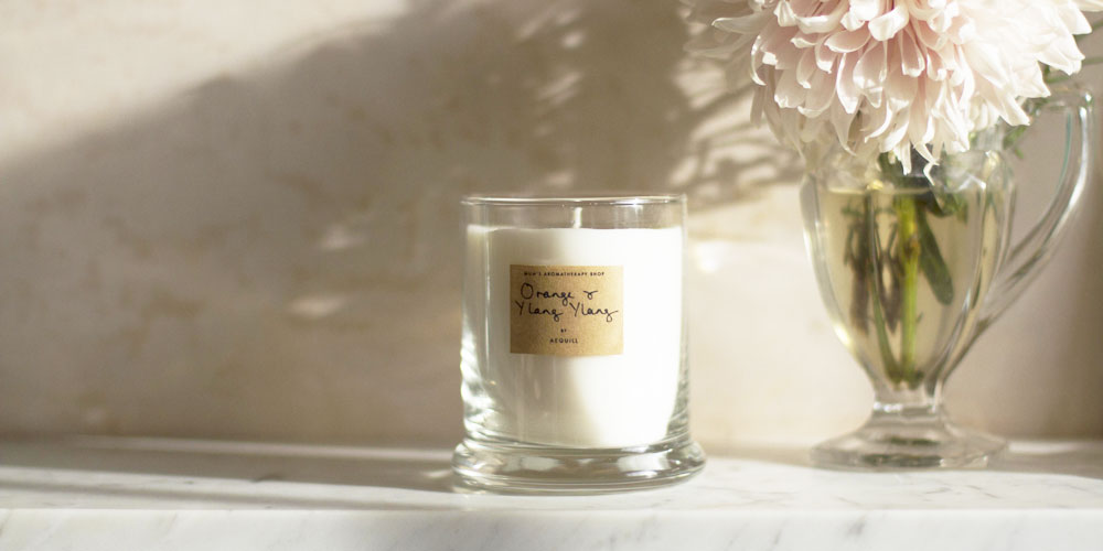 Luxury Hand-poured Scented Candle London