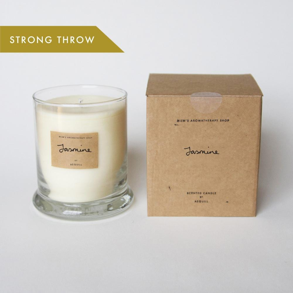Handmade Jasmine Scented Candles UK