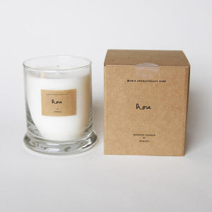 Scented Candles UK Rose Essential Blend