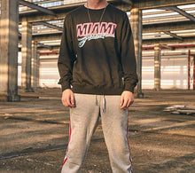 Load image into Gallery viewer, Hip Hop Mens Pink Letter Print Hoodie