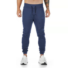 Load image into Gallery viewer, Men's Solid Color Casual Gyms Fitness Sweatpants