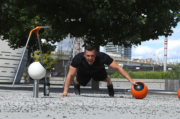 Grow and Strengthen Your Muscles With This Push-Pull Workout Series By Nik Vasilyev - Part 2