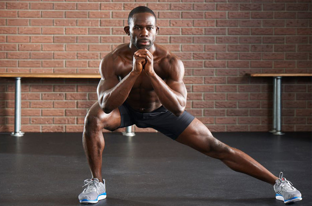 gideon akande full body workout