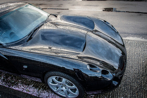 clean tvr polished