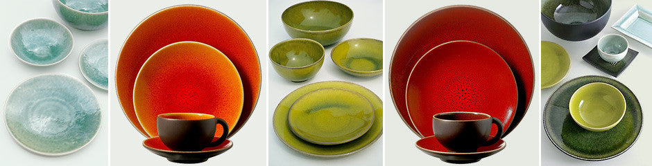The Tourron collection from Jars Ceramics is an enduring dinnerware classic. These lovely plates and bowls have a gently sloping coupe design with ... & Jars Ceramics Tourron - the Jars dinnerware store - Terrestra
