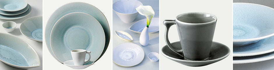 The Vuelta collection from Jars Ceramics sets the standard in wide-rimmed dinnerware. The Jars Vuelta design adds bold dimensions to your table setting ... & Jars Ceramics Vuelta - the Jars dinnerware store - Terrestra
