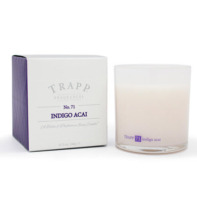 Trapp Candles No.71 Indigo Acai
