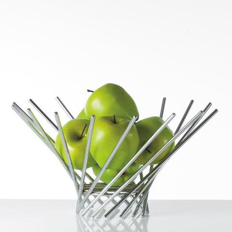 Twig twist fruit basket