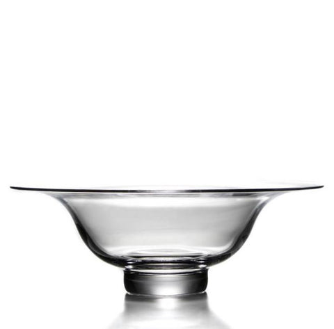 Simon Pearce Celebration glass bowl