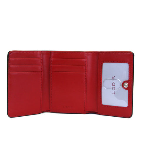 Lodis small trifold wallet - RFID safe