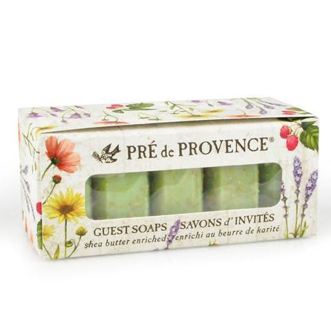 European Soaps Pre de Provence mini hand soaps, gift box of 5