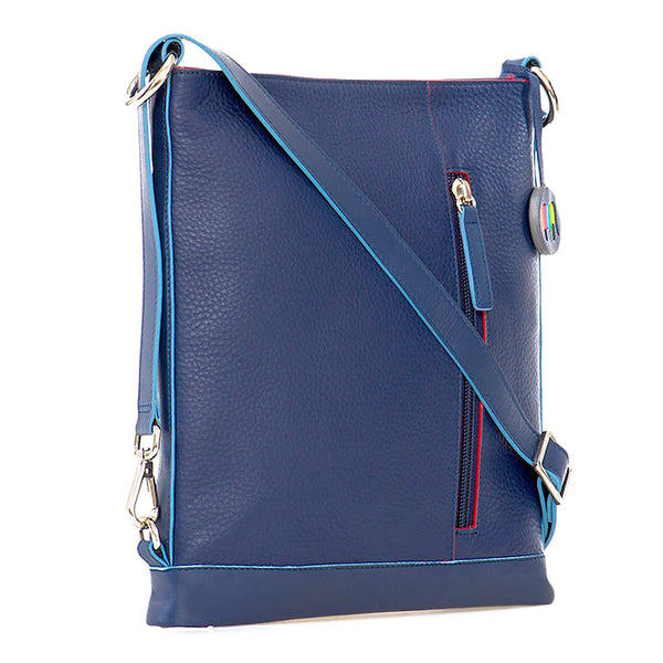 Mywalit Zurich vertical crossbody