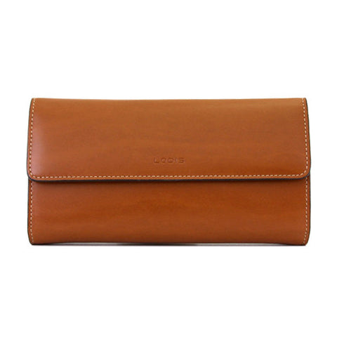 Lodis Audrey classic clutch checkbook wallet