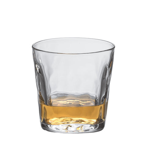 Simon Pearce Woodbury double old fashioned glass