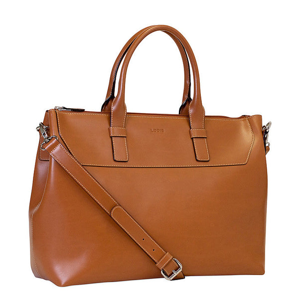 Lodis Wilhelmina business satchel