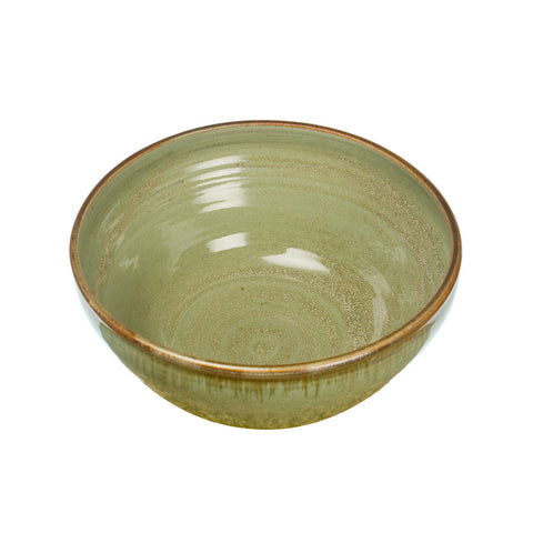 Sunset Canyon deep serving bowl