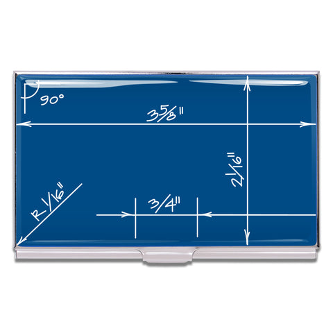 ACME Studio Blueprint card case