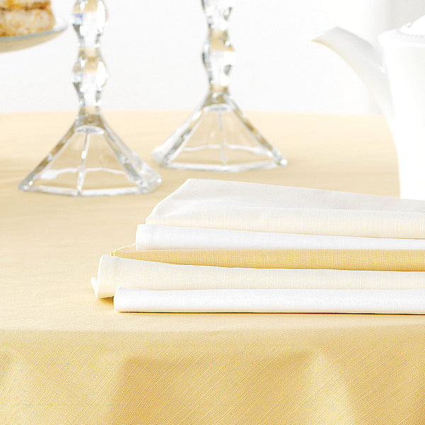Bodrum Brussels cotton tablecloths