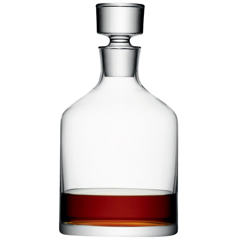 Bar spirits decanter