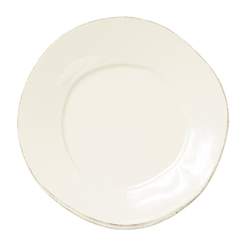 Vietri Lastra large dinner plate, set of 4