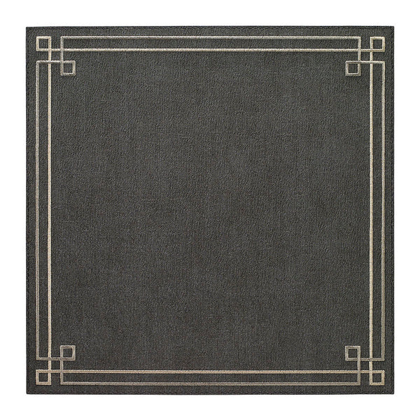 Bodrum Link vinyl easy-care placemats, set of 4