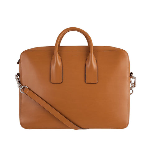 Lodis Cadee crossbody laptop briefcase - RFID safe