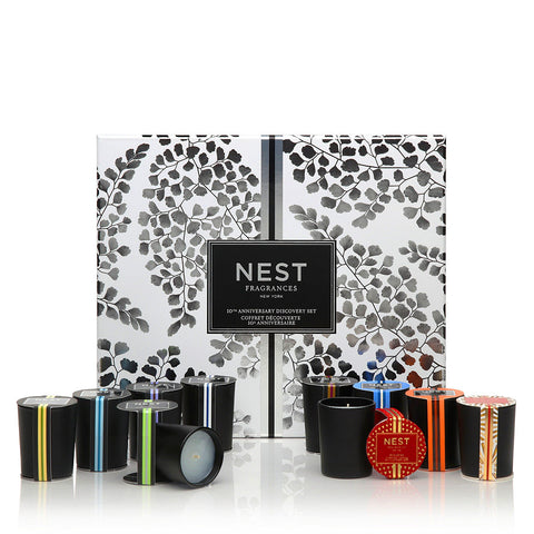 Nest mini votives - 10th Anniversary Discovery Set