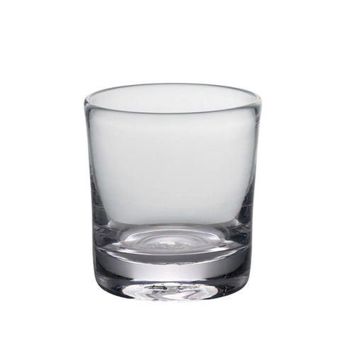 Simon Pearce Ascutney double old fashioned glass