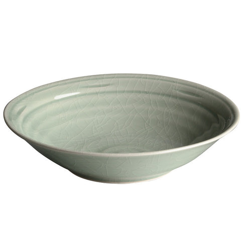 Simon Pearce Belmont pasta bowl
