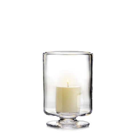 Simon Pearce Nantucket hurricane candle holders