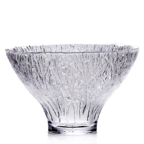 Simon Pearce Silver Lake centerpiece bowl