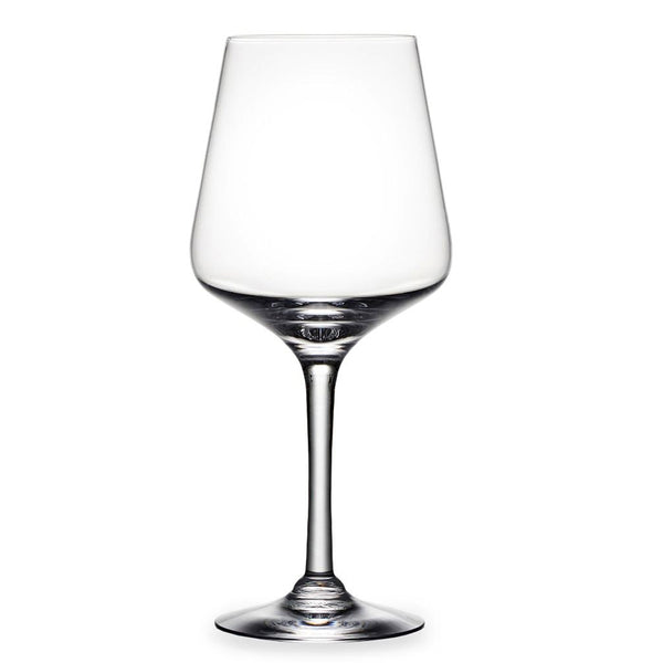 Simon Pearce Vintner red wine glass