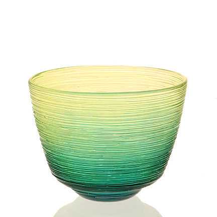Orbix Spun Honey haystack bowl