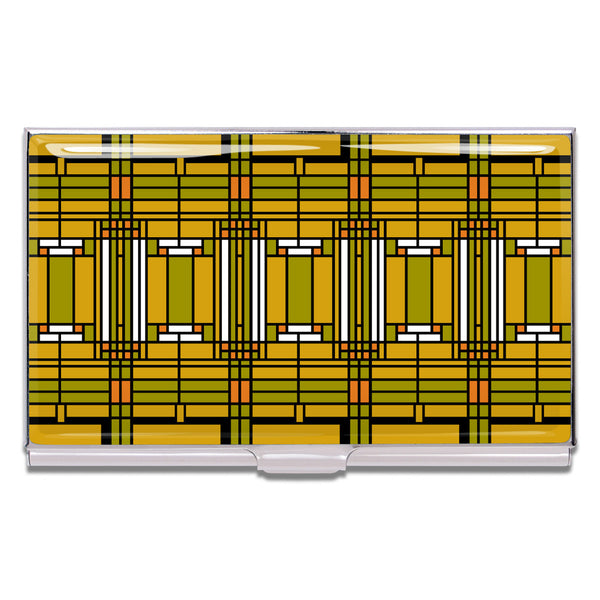 ACME Studio Frank Lloyd Wright card case, Home & Studio