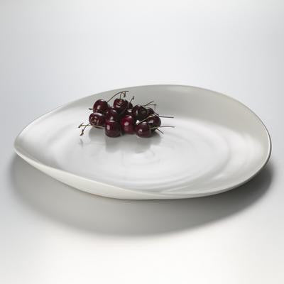 Simon Pearce Barre serving platter