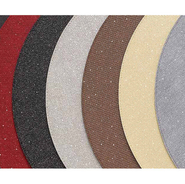 Bodrum Gem vinyl easy-care placemats, set of 4