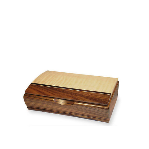 Mikutowski handcrafted wood favorite things box