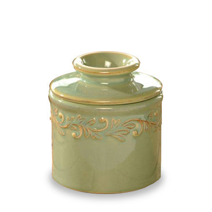 Traditional French soft-butter crock