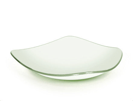 Seaglass recycled glass Form bowl
