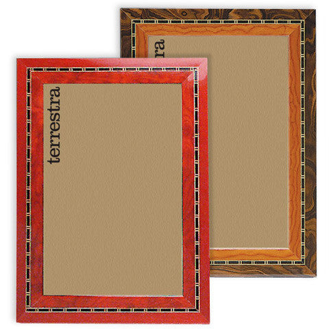 Midstrip wood photo frames